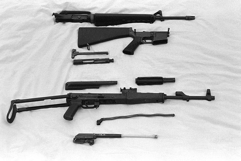 Автомат (штурмовая винтовка, карабин) Colt M4и M4A1 carbine - Форум